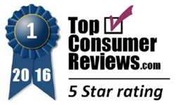 Curadebt TopConsumerReviews Number 1