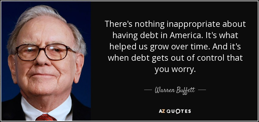 Inspirational Quote by Warren Buffet
